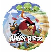 Parti Paketi Angry Birds Folyo Balon