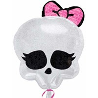 Parti Paketi Monster High Skullette Super Shape Folyo Balon