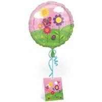 Parti Paketi Doğumgünü Kelebeği Dekor Yarat Folyo Balon