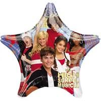Parti Paketi High School Musical Yıldız Folyo Balon