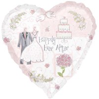 Parti Paketi Sweet Romance Folyo Balon