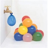 Parti Paketi Su Bombası Latex Balon 20'Li