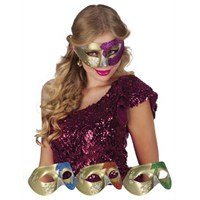 Parti Paketi Venedik Elegan Maske