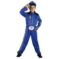 Parti Paketi Yarışçı Kostümü Lüks 4-6 Y