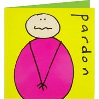 Parti Paketi Pardon Kart/Zarf