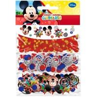 Parti Paketi Mickey Mouse Konfeti Seti 3'Lü