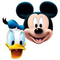 Parti Paketi Mickey Mouse Maskeler