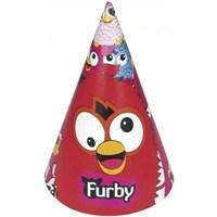 Parti Paketi Furby Parti Şapkası 6'Lı