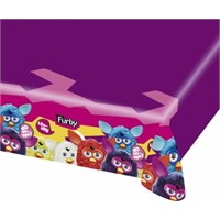 Parti Paketi Furby Masa Örtüsü