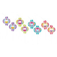 Parti Paketi Sweat Cupcakes Şekilli Pipet 8'Li