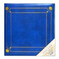50 Sayfa Yapıştırma Fotoğraf Albümü-Mavi