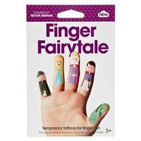 Npw Konuşan Parmaklar - Peri Hikayesi - Finger Fairytale