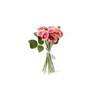 Yedifil Yaban Gülü Gelin Eli Yapay Çiçek - Pembe1 Alana 1 Bedava