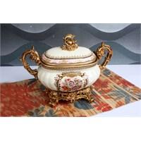 Acar Dekoremanya Dekoratif Süs Eşyası Ayaklı Gondol Acr-5638