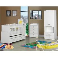 Banana Baby&Kids Swing Bebek Odası 2 Kapılı