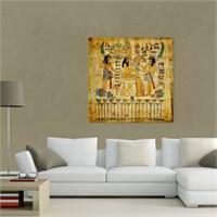 Atlantis Tablo Eski Mısır parşömen 50X50 Cm