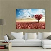 Atlantis Tablo Aşk Ağacı 75X50 Cm