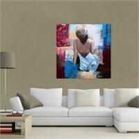 Atlantis Tablo Kadın, Portre-1 50X50 Cm