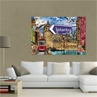 Atlantis Tablo Goodbye İstanbul 70X50 Cm