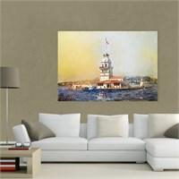 Atlantis Tablo Kız Kulesi 70X50 Cm