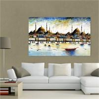 Atlantis Tablo İstanbul Panorama (Detay) 55X35 Cm
