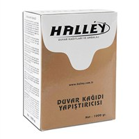 Halley 100 Gr Duvar Kağıdı Toz Tutkal