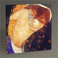 Tablo 360 Gustav Klimt Danae Tablo 30X30