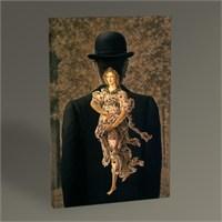 Tablo 360 Rene Magritte Le Bouquet Tout Fait Tablo 45X30