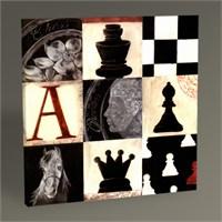 Tablo 360 Sine Chessboard Tablo 30X30