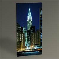 Tablo 360 Midtown Manhattan Skyline At Night, New York City Tablo 60X30