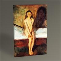 Tablo 360 Edvard Munch Puberty Tablo 45X30