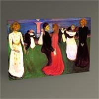 Tablo 360 Edvard Munch The Dance Of Life Tablo 45X30