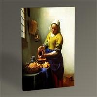 Tablo 360 Jan Vermeer The Milkmaid Tablo 45X30