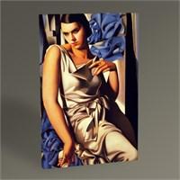 Tablo 360 Tamara De Lempicka Madame M Tablo 45X30