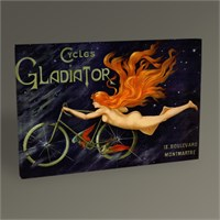 Tablo 360 Gladiator Tablo 45X30