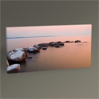 Tablo 360 Coastal Sunset Tablo 60X30