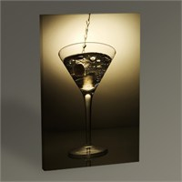 Tablo 360 Martini Tablo 45X30