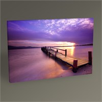 Tablo 360 Purple Sunset Tablo 45X30
