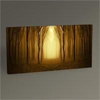 Tablo 360 Altın Orman Tablo 60X30