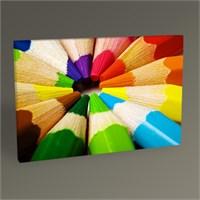 Tablo 360 Renkli Kalemler Tablo 45X30