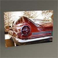 Tablo 360 Old American Car Iı Tablo 45X30