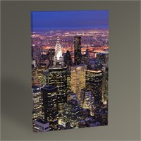Tablo 360 New York City Manhattan Tablo 45X30