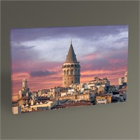 Tablo 360 Galata Kulesi Tablo 105X70