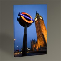 Tablo 360 London Tablo 45X30