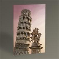 Tablo 360 Italy Tower Of Pisa Tablo 45X30