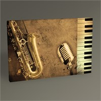 Tablo 360 Jazz Time Tablo 45X30