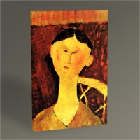 Tablo 360 Amedeo Modigliani Beatrice Hastings Tablo 45X30