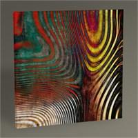 Tablo 360 Retro Abstract Iıı Tablo 30X30