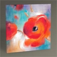 Tablo 360 Scarlet Poppies İn Bloom Tablo 30X30