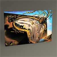 Tablo 360 Salvador Dali Soft Watch At The Moment Of Tablo 45X30